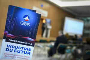 GIFAS - Forum Smart Aerospace GIFAS – Ile-de-France du 27 novembre 2019